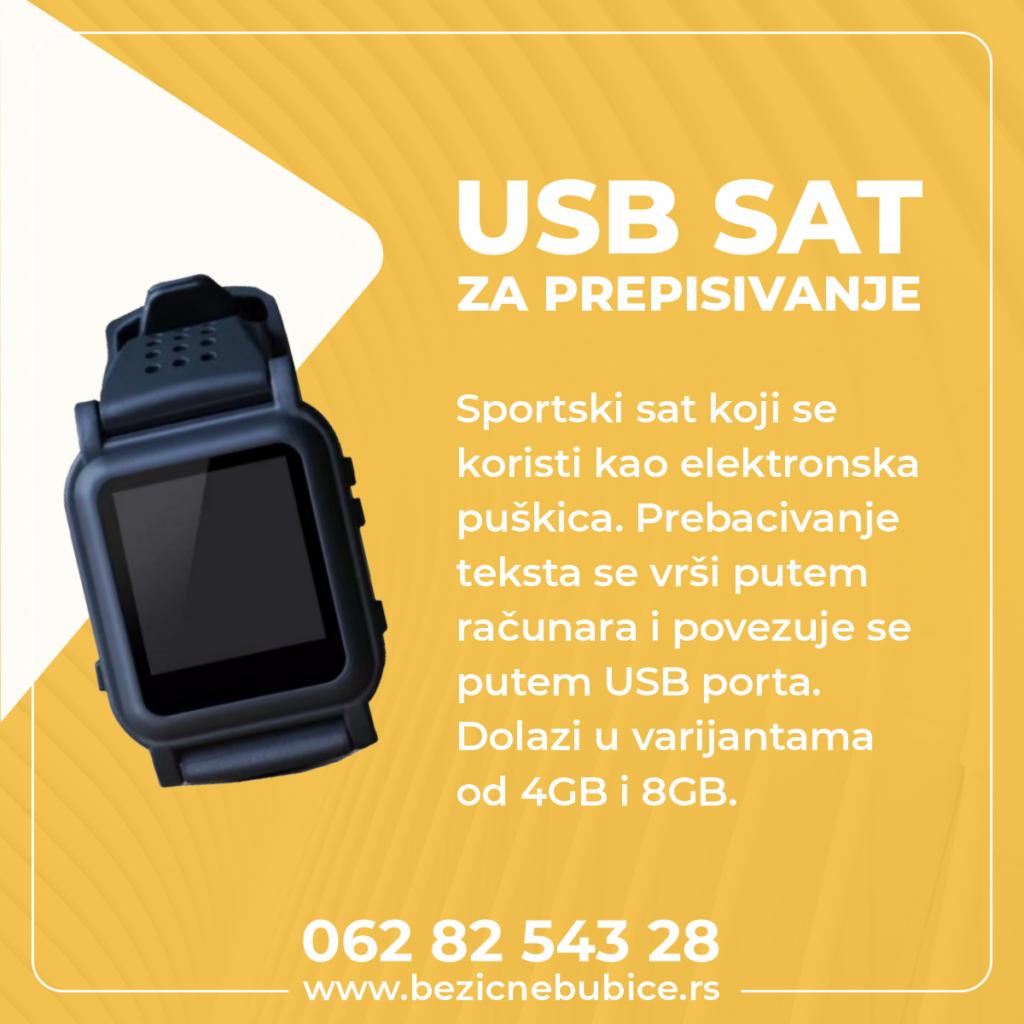 USB sat za prepisivanje