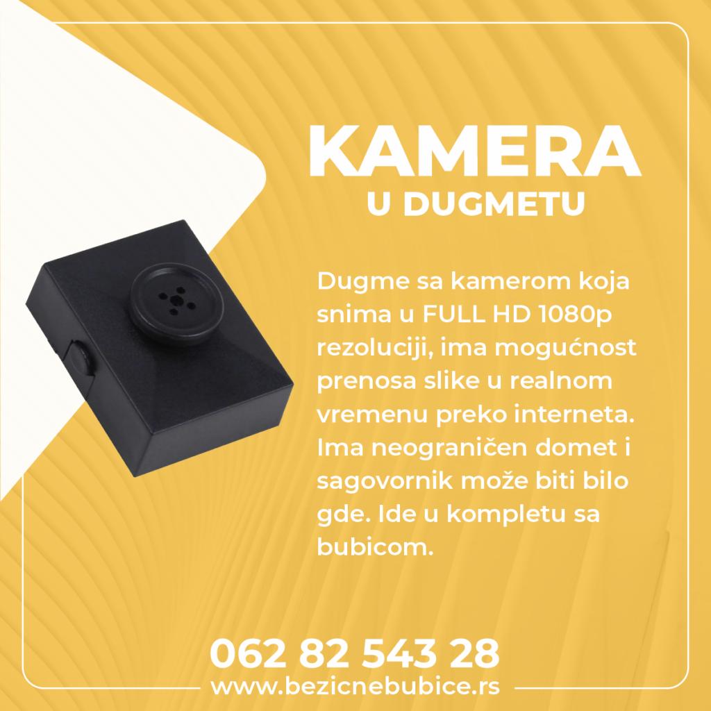 Kamera u digmetu